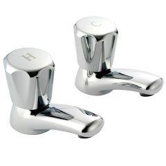 POLO - p5O1 Bath Tap Pair
