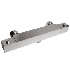 Thermostatic Square Bar Shower Mixer