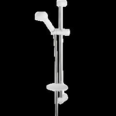 Shower Kit including Slider Rail & Soap Dish