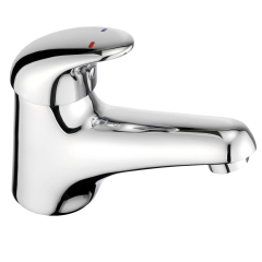 Haze - Mono Basin Mixer including Click Waste