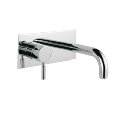 Visio - Wall Mounted Concealed Bath Filler