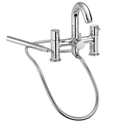 Visio - Bath Shower Mixer with Shower Kit