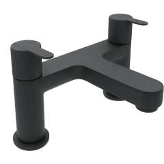 Strata Bath Filler Black