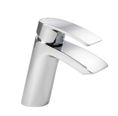 Waterfall - Mono Basin Mixer including Click Waste