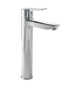Tempest - Tall Basin Mixer including Click Waste