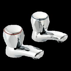 Modern Modern - Bath Tap Pair