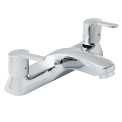 Araya - Deck Mounted Bath Filler