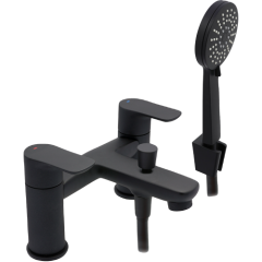 Andreu Bath Shower Mixer black