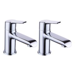 Elegance - Bath Tap Pair