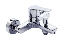 Start Xtreme - Wall Bath Shower Mixer with Shower Kit