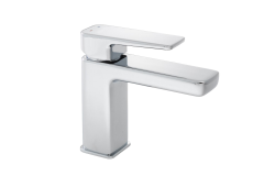 Caja - Mono Basin Mixer including Click Waste