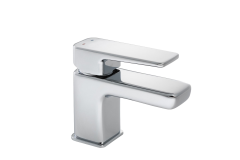 Caja - Mini Mono Basin Mixer including Click Waste