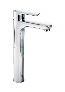 Andreu - Tall Mono Basin Mixer including Click Waste