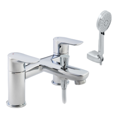Andreu - Bath Shower Mixer with Shower Kit