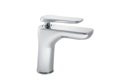 Gervasi - Mono Basin Mixer including Click Waste