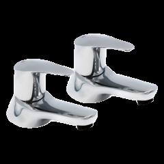 Araya - Lujo Bath Tap Pair