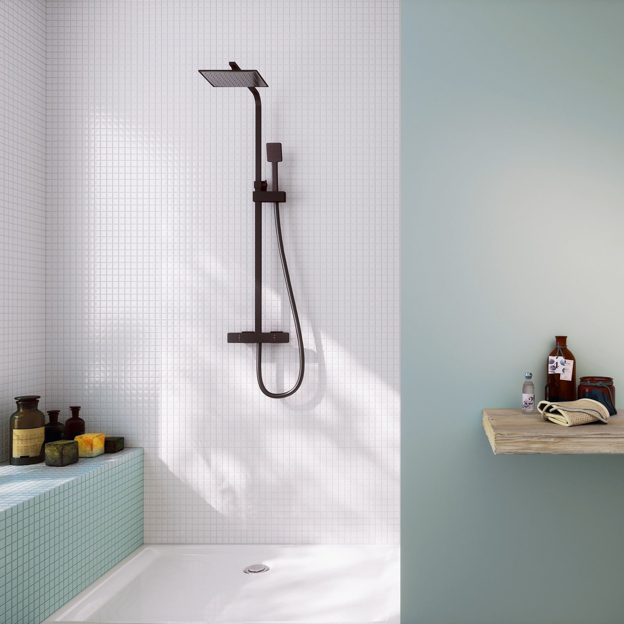 How to find the perfect shower for your bathroom
