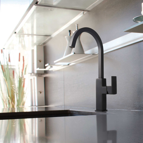 wow-factor taps that can bring a kitchen up to date